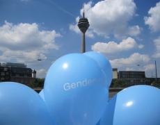 Video & Diashow vom Gendertreff beim CSD Düsseldorf 2014