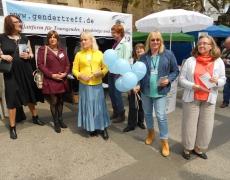 Fotos vom Gendertreff beim CSD Dortmund 2014