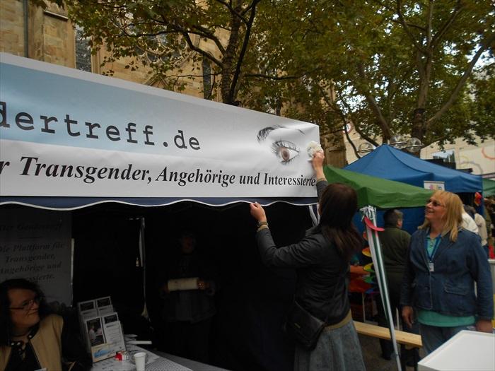 Gendertreff beim CSD Dortmund 2014 014
