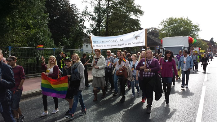 Gendertreff beim CSD Aurich 2014 020