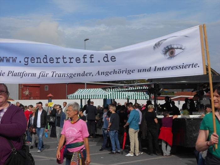 Gendertreff beim CSD Aurich 2014 027