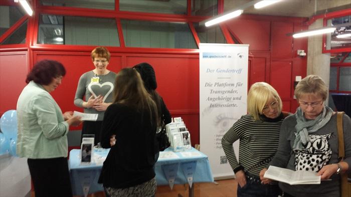 Gendertreff beim IT NRW Gesundheitstag 2014 004