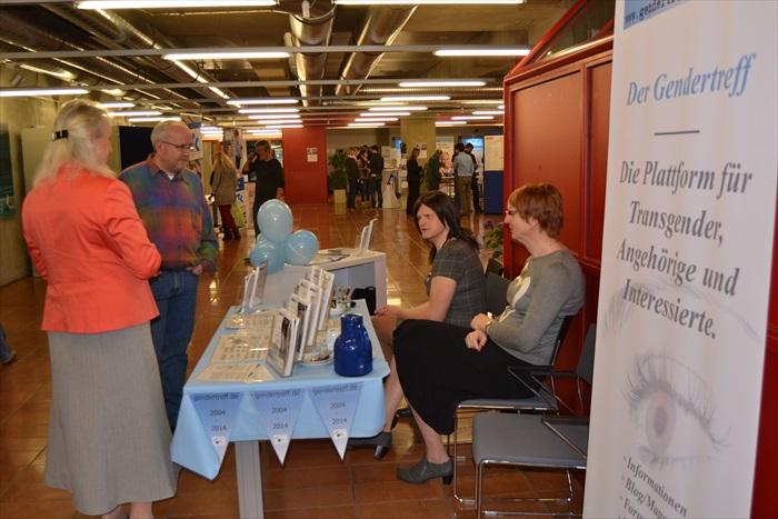 Gendertreff beim IT NRW Gesundheitstag 2014 006