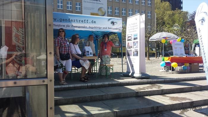 DortBunt in Dortmund Gendertreff 2016-05 002