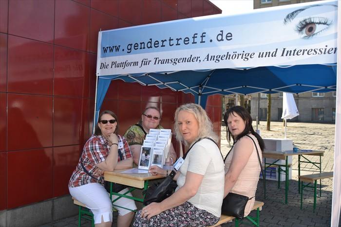 DortBunt in Dortmund Gendertreff 2016-05 004