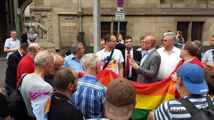 CSD Duisburg Gendertreff 2016-07 009