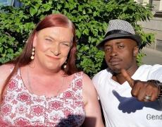 Interview mit Msoke in Berlin
