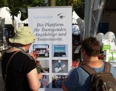Bericht: 70 Jahre NRW mit dem Gendertreff