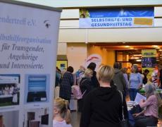 Gendertreff auf dem Solinger Selbsthilfe- und Gesundheitstag